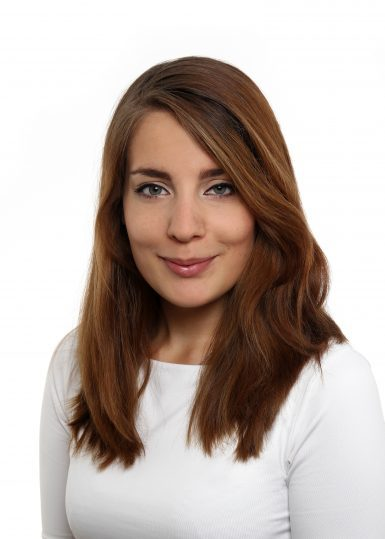 Vertriebsdisponentin / Teamassistentin | Jennifer Chorowsky