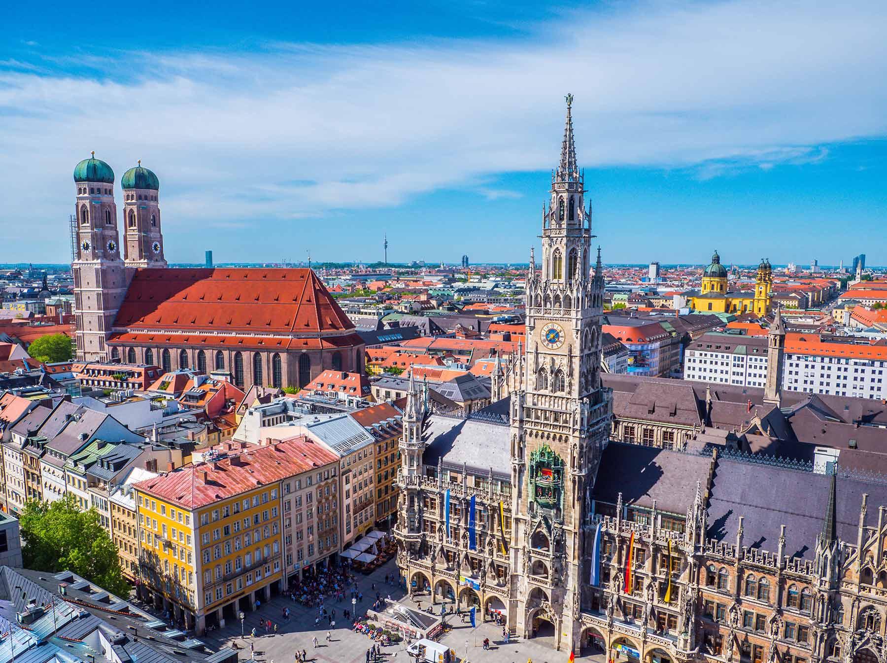 Standort München Niederlassung